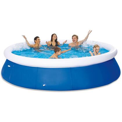 Zahradní bazén kulatý