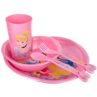 Dětská jídelní sada 5dílná Princess, BANQUET