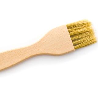 Dřevěný štěteč na potírání pečeně plochý, BANQUET