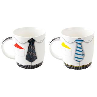 Keramický hrnek 390 ml kravata, BANQUET