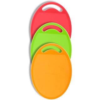 Plastová krájecí prkénka Cullinaria Plastia Colore, BANQUET