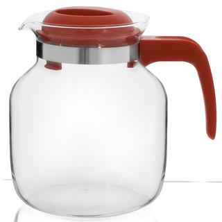 Skleněná čajová konvice 1,5 l Carla plast. víčko, BANQUET