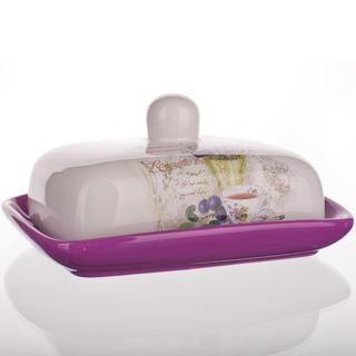 Keramická máslenka BANQUET Lavender