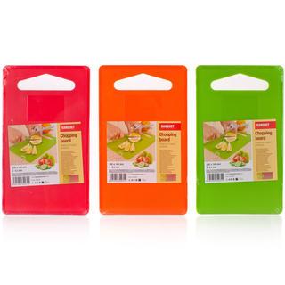 Plastové krájecí prkénko Culinaria Plastia Colore, BANQUET