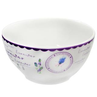 Keramická jídelní miska Levandule 14 cm