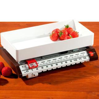 Klasická kuchyňská váha