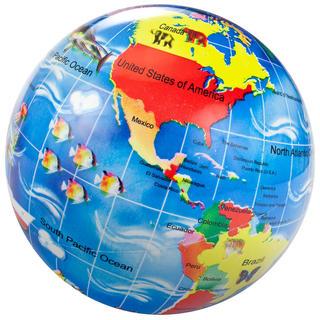 Míč Globus pr. 23 cm