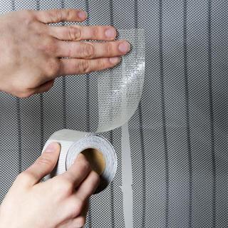Opravná páska na síť proti hmyzu