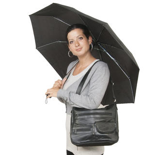 Dámská kabelka + deštník