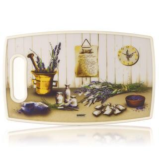 Plastové krájecí prkénko Lavender, BANQUET