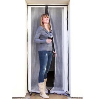 Síť na dveře proti hmyzu 100 x 210 cm, BRILANZ