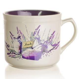 Keramický hrnek BIG 630 ml Lavender, BANQUET