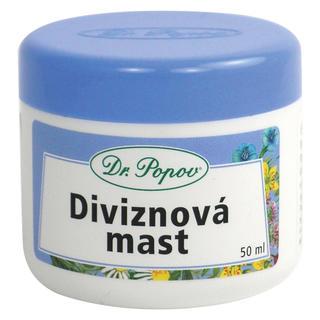 Diviznová mast 50 ml, Dr. Popov