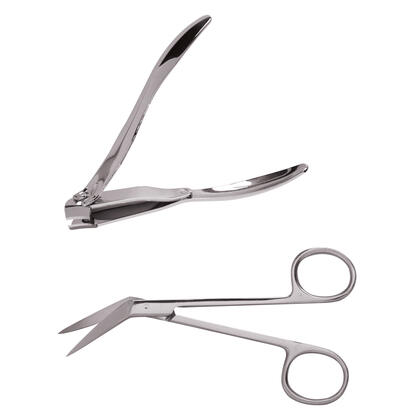 Manikúrní a pedikúrní nůžky