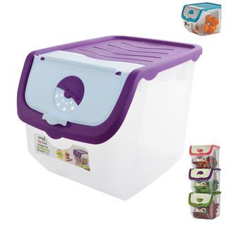 Skladovací plastový box potraviny 12 l