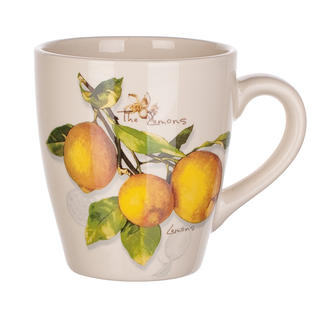 Keramický hrnek 500 ml Lemon, BANQUET
