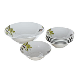 Porcelánové misky OLIVES 7 ks, BANQUET