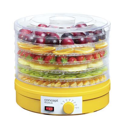 Sušička ovoce 6 PLUS Concept