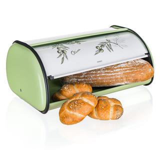 Nerezový chlebník Olives, BANQUET