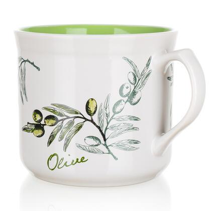 Keramický hrnek Big Olives 630 ml, BANQUET