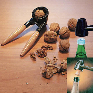 Louskáček na ořechy 3v1