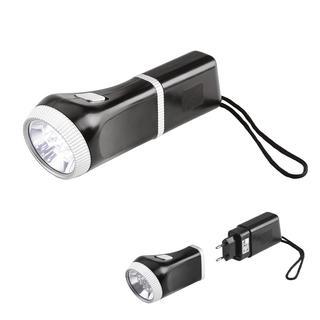 Dobíjecí svítilna s LED diodama
