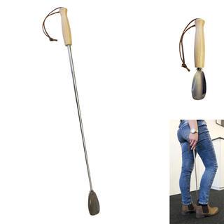 Nazouvák bot s dřevěnou rukojetí