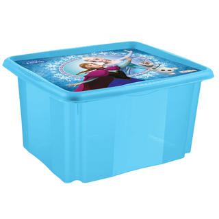 Dětský úložný box Ledové království 24 l