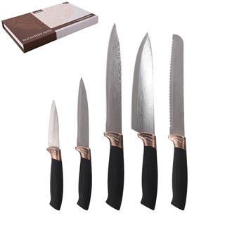 Nerezové kuchyňské nože Damas 5 ks