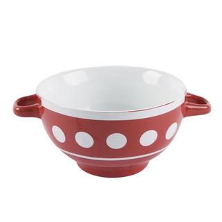 Keramická polévková miska PUNTÍK