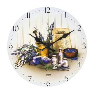 Nástěnné hodiny Levandule, BANQUET