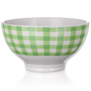 Keramická miska, zelený kanafas Banquet