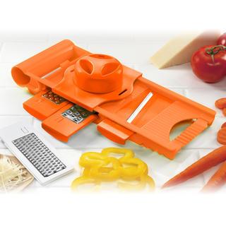 Multifunkční struhadlo 5v1 Culinaria, BANQUET oranžové