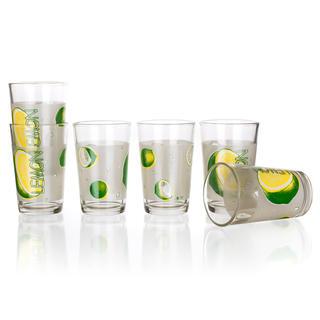 Sklenice Lemon, BANQUET 6 kusů