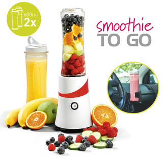 Smoothie maker SMOOTHIE TO GO Concept SM 3360