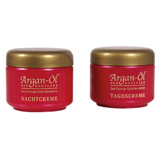 Denní a noční krém s arganovým olejem