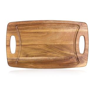 Dřevěné krájecí prkénko PREMIUM Dark Brown, BANQUET