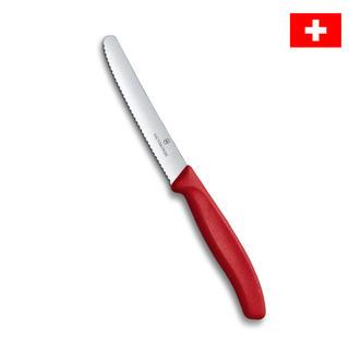 Nůž na rajčata VICTORINOX červený