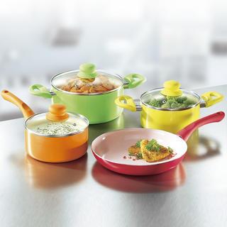 Keramické nádobí 7 dílů