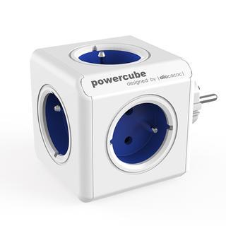 Rozbočovač PowerCube Original modrý