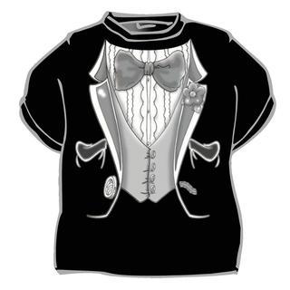 Originální tričko Oblek