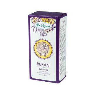 Bylinný čaj podle znamení horoskopu - Beran