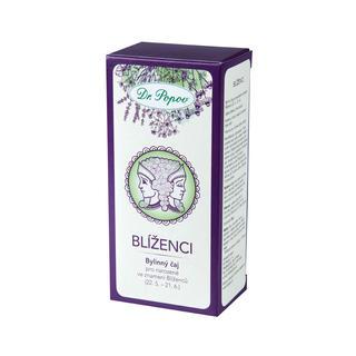 Bylinný čaj podle znamení horoskopu - Blíženec