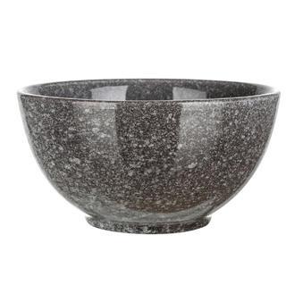 Keramická miska v granitovém dekoru, BANQUET
