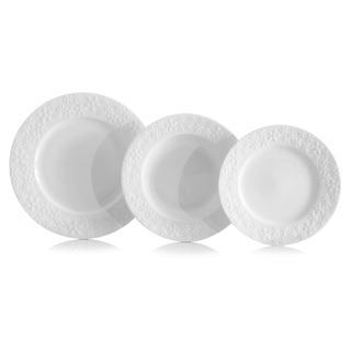 Banquet Porcelánová sada talířů BLANCHE 12 ks