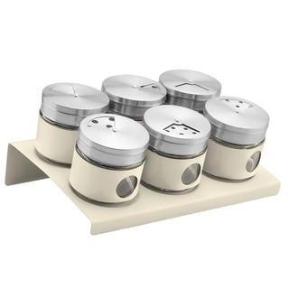 Sada kořenek Conta cream s magnetem 6 kusů