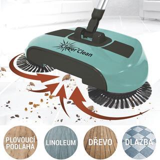 Mechanický zametač CLEVER CLEAN