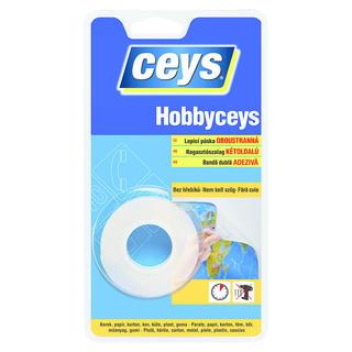 Oboustranná lepící páska Hobbyceys Ceys