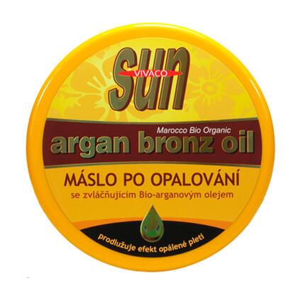 Máslo po opalování s bio arganovým olejem SUN VITAL 200 ml