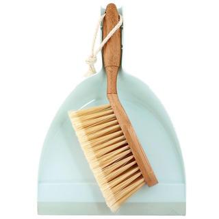 Bambusový smetáček s lopatkou